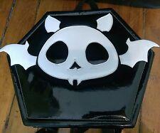 Skelanimals coffin backpack