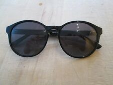 Treyca Nero/Silver Frame Occhiali da sole.
