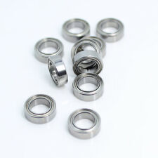 10Pcs - MR85ZZ (5x8x2.5 mm) Metal Double Shielded Ball Bearing 5*8*2.5 MR85 z