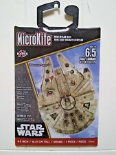 Star Wars Millennium Falcon mini mylar MicroKite 6.5 inches 2015 Nip
