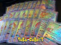 Pokemon Card 1 Random Ultra Rare Card or Better! EX GX V VMAX Rainbow Secret