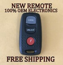 NEW 04 05 06 MAZDA PROTEGE 3 6 KEYLESS ENTRY REMOTE FOB TRANSMITTER KPU41704