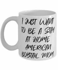Inspirational American Bobtail Cat Mug I Just Want To Be Gifts For