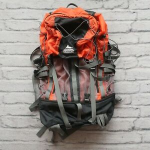 Gregory Advent Pro Daypack Backpack Orange Ripstop Hiking