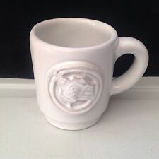 Frankoma Mug OK Branch National League Postmasters 1982 White Sand Commemorative