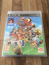 Ps3: ONE PIECE UNLIMITED WORLD RED + bonus  -    NEUF / NEW -