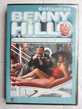BENNY HILL Episodes  11 & 12  L'intégrale en DVD   NEUF sous blister