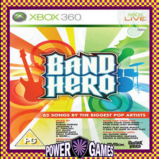 Band Hero (Microsoft Xbox 360) Brand New