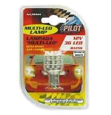 Lampada Multi-Led 36 led 12V P21W BA15s 1PZ D/Blister Bianco COD.58444