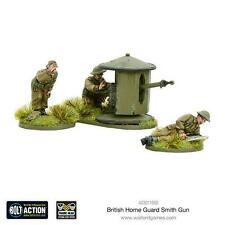 British Home Guard Smith GUN-BOLT ACTION-WARLORD GAMES WW2 -