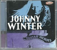 Winter, Johnny I'm Good Guitar Heroes Vol. 6  (Best) Zounds CD