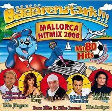 Bääärenstark - Mallorca Hitmix 2008 - 2CDs NEU Michael Wendler Udo Jürgens Ötzi