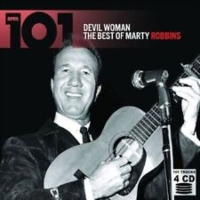 Marty Robbins - 101 - Devil Woman (The Best of , 2013) [SAME DAY DISPATCH]