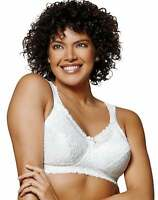 Playtex 18 Hour Bra Breathable Comfort Lace Womens Wirefree Cups 36-48 D-DDD