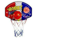 Mini Panier de Basket D'intérieur 28X21cm + Balle à fixer au mur Port Gratuit 0€
