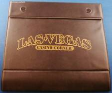 MGA LAS VEGAS CASINO CORNER HANDHELD TRAVEL GAME CASE