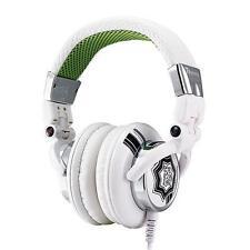 THERMALTAKE TT eSPORTS DRACCO ROCK white + green cuffie ht-dra007oewh