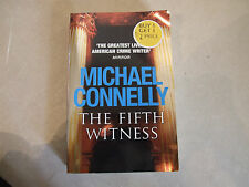 THE FIFTH Witness POR MICHAEL CONNELLY LIBRO DE BOLSILLO