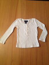 Ralph Lauren Mädchen Kinder Top Bluse Baumwolle Gr 3 98 104