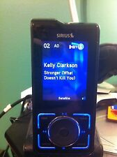 Sirius Stiletto 2 Live Portable Satellite Radio Receiver & Mp3 Player Activated