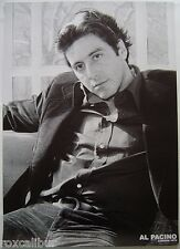 AL PACINO London 1974 33 x 23 Inch Black And White POSTER