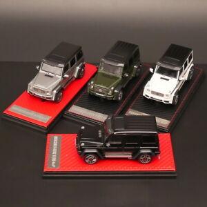 1:43 scale Mercedes-Benz G500 4X4 Diecast model car metal toy car