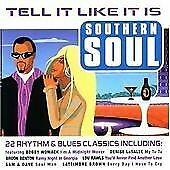 Southern Soul: Tell It Like It Is CD (2005) Incredible Value and Free Shipping!