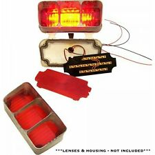 1968 - 1972 Oldsmobile Cutlass Tail Light Kit - LED mini bike mg tc accessory