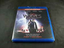 Wolves Unrated Edition Jason Momoa Rare OOP Blu-ray Canadian Release