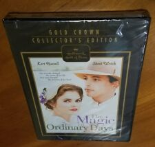 The Magic of Ordinary Days (DVD, Gold Crown Collector's Edition) Hallmark LIII