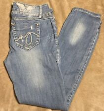 f0386b2dc7 c est toi denim Los Angeles Distressed Jeans Size 7