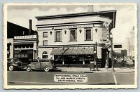 Chattanooga Tennessee~Chattanooga Steak House~9th & Market Streets~1940s B&W PC