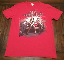 Lady Antebellum Own The Night Tour Gildan Shirt Adult L Large