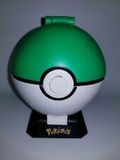 Jakks Pokemon Nintendo Micro Playset Green Pokeball 2009 (no figures)