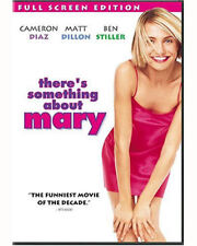 There's Something About Mary (Dvd Ben Stiller, Cameron Diaz, Matt Dillon Movie T