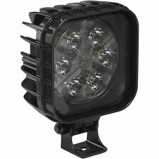 Moose Square LED Auxiliary Lights, Flood Pattern 2001-1220 2001-1220