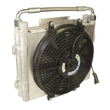 BD Diesel 1300601-DS Xtrude Double Stacked Auxiliary Transmission Cooler
