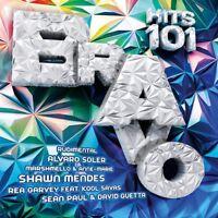 BRAVO HITS VOL.101 Marshmello,Rudimental,Die Fantastischen Vier 2 CD NEU
