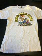 Less Than Jake Flag T-Shirt Size Large