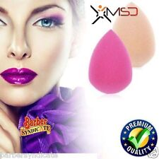 2PcMakeup Beauty Foundation Sponge Blender Blending Puff Flawless Powder Smooth