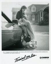 LUKE PERRY  ESTEE CHANDLER  TERMINAL BLISS 1992 VINTAGE PHOTO ORIGINAL