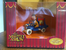 Corgi CC06602 - The Muppet Show 25 Years - Fozzie Bear's Car