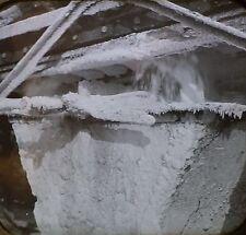 Mould Liner, Pig Iron Machine, Pittsburgh, PA, Magic Lantern Glass Photo Slide