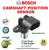 BOSCH Sensor Del Árbol de Levas para Opel Corsa D Furgoneta 1.2 2009-2014