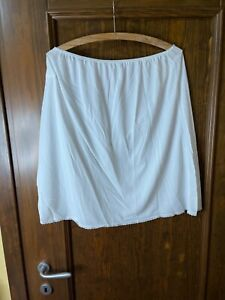 Unbranded white skirt  sleepwear nightgown size XL
