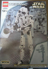 Lego 8008 Star Wars STORMTROOPER Brand New but has stick price mark on box