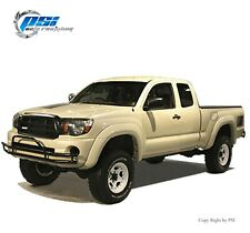 Extension Fender Flares Fits Toyota Tacoma 2005-2011 6 Ft Long Bed Paintable