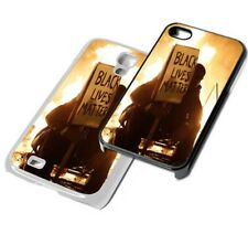 BLACK LIVES MATTER Phone case for iphone iPod Samsung 5 6 7 8 X XR 6th 7th case