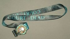 Sideshow Court of the Dead with Pin Lanyard Keychain NYCC / SDCC