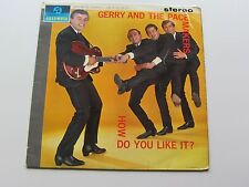 GERRY AND THE PACEMAKERS ORIG 1963  U.K. LP  HOW DO YOU LIKE IT STEREO